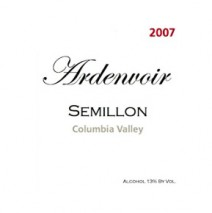 2009 Ardenvoir Semillon