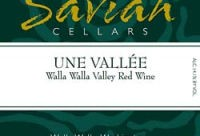 "2008 Walla Walla Valley ""Une Vallée"" Red Wine"